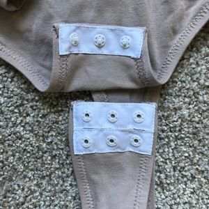 Madewell Tops - Madewell long sleeve thong bodysuit size S